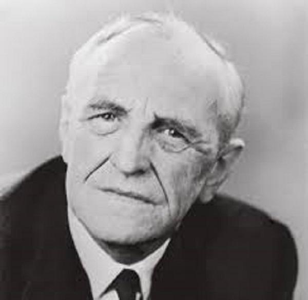 Donald Winnicott. Psicoanalista inglese.