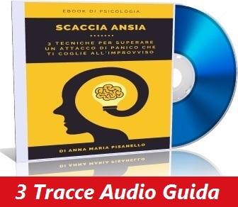 Tracce audio Scaccia Ansia Psicologo Vicenza