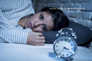 come vincere l'insonnia - Psicologo Thiene Vicenza